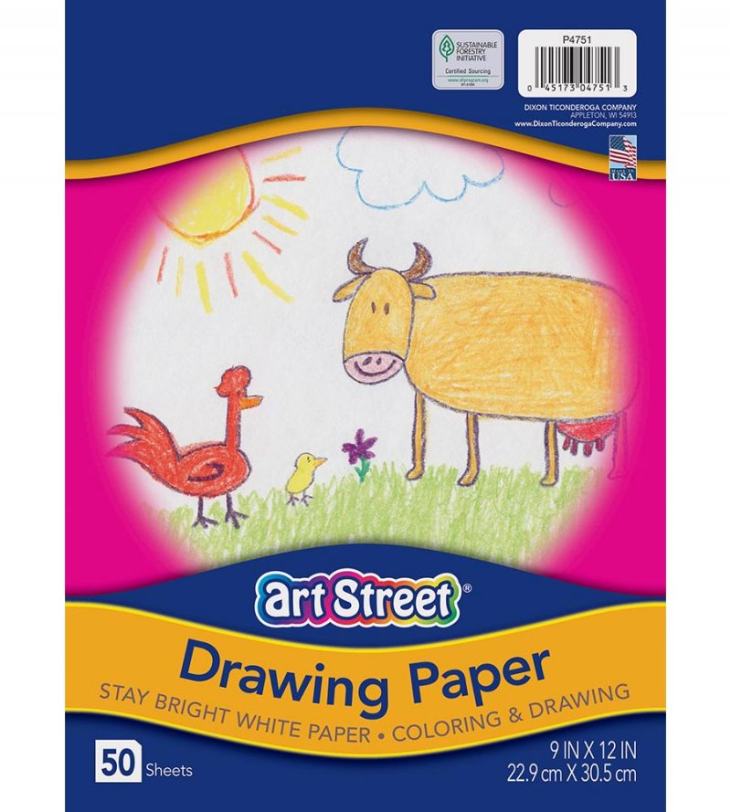 Art Street® Drawing Paper