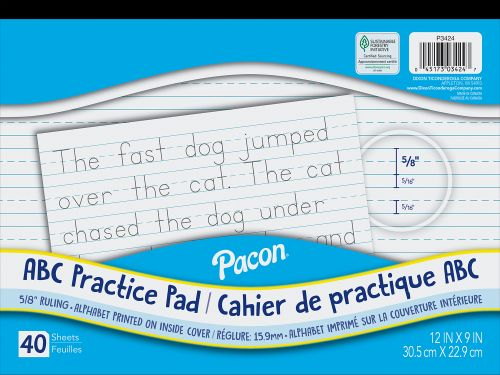 Pacon® ABC Practice Tablet