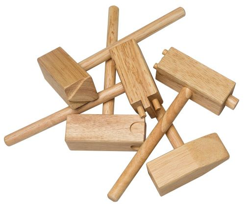Creativity Street® Wood Hammer Set