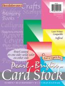 Pacon® Pearl Card Stock