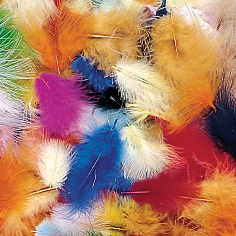 Creativity Street® Marabou Feathers