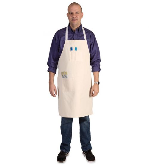 Creativity Street® Full Length Adult Cotton Apron