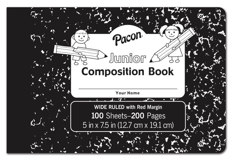 Pacon® Junior Composition Book