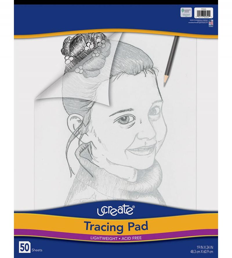 UCreate® Tracing Pad
