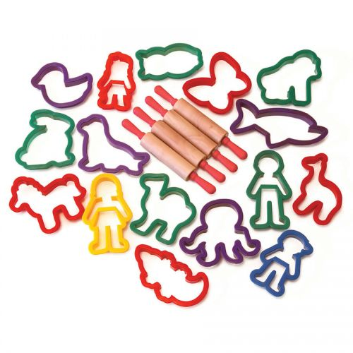 Creativity Street® Clay Cutter Set