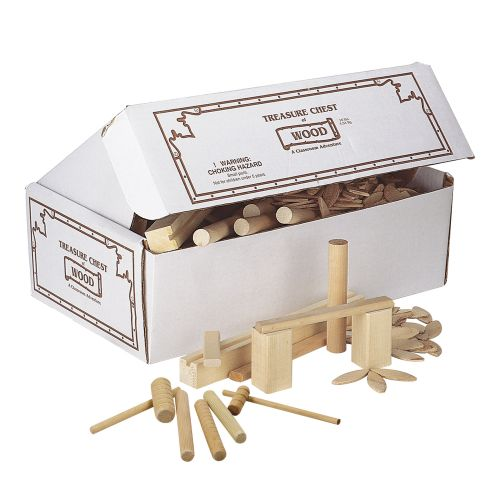 Pacon® Treasure Chest of Wood