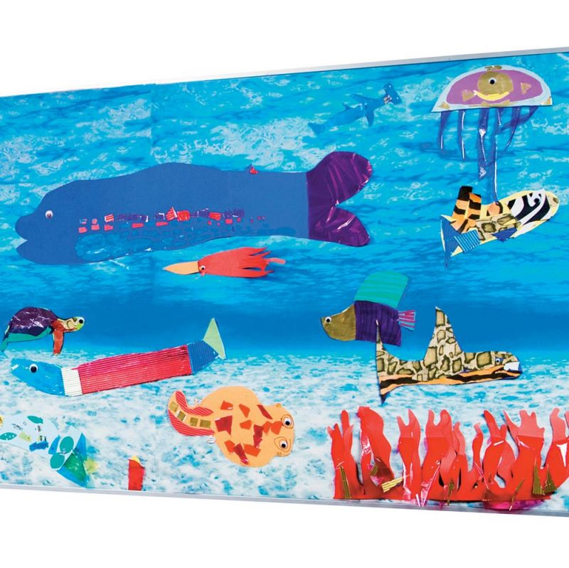 Fadeless® Under the Sea Mural