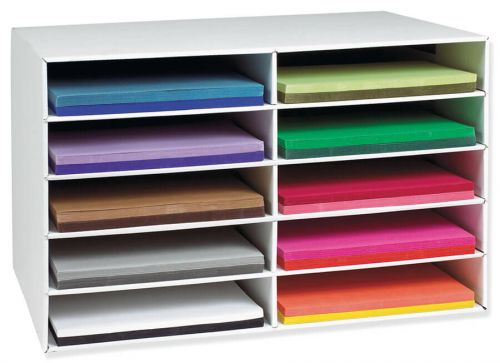 "Classroom Keepers® 12"" x 18"" Construction Paper Storage"