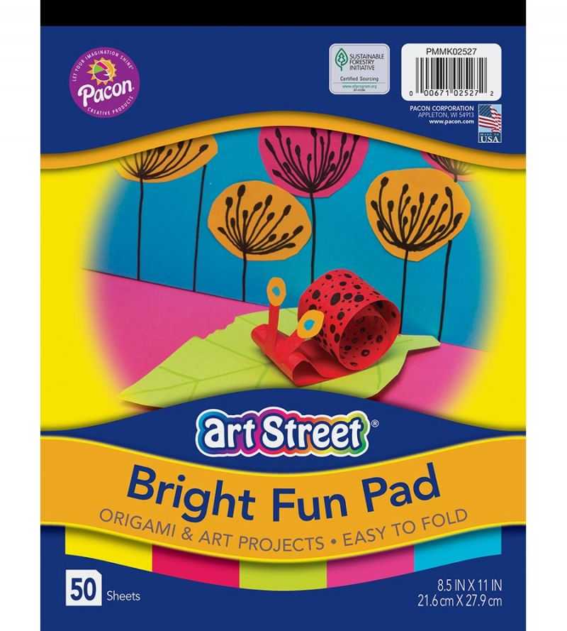 Art Street® Bright Fun Pad