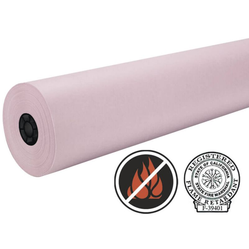 Decorol® Flame Retardant Art Roll