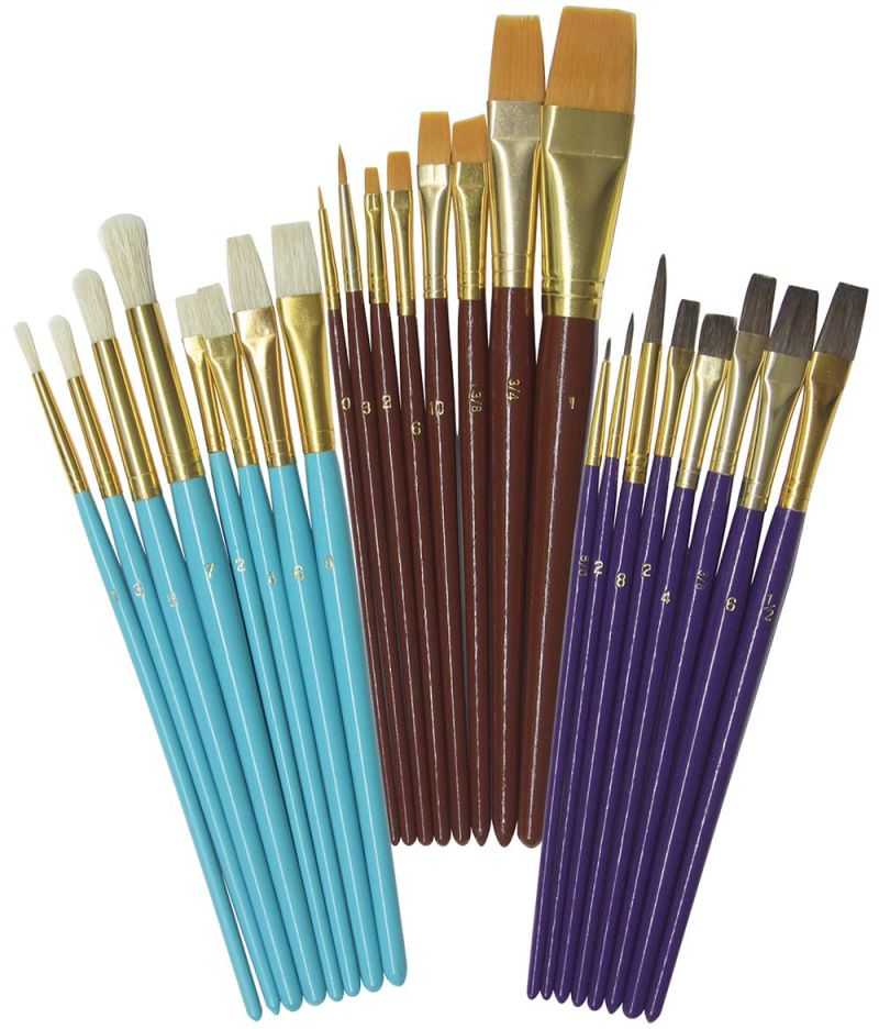 Creativity Street® Paint Brush Assortment