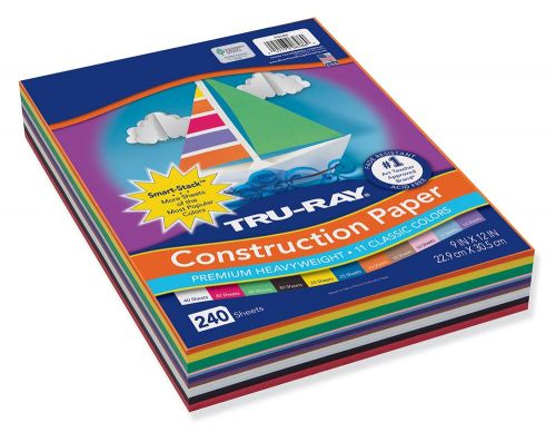 Tru-Ray® Construction Paper Smart-Stack™