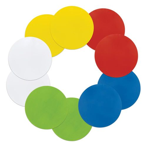 Pacon® Self-Stick Dry Erase Circles