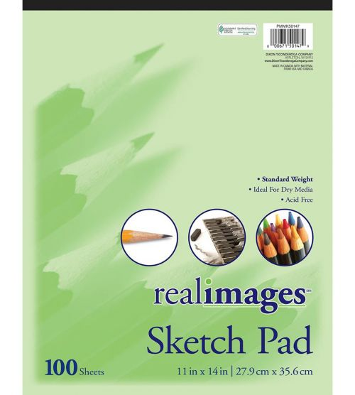 Real Images™ Sketch Pad