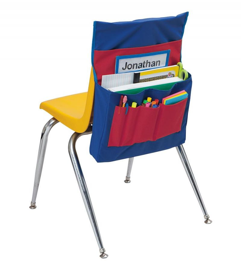 Pacon® Chair Storage Pocket Chart