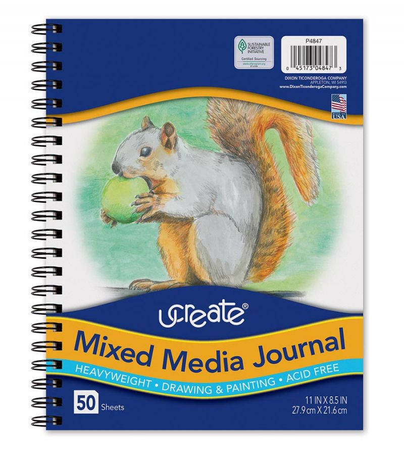 UCreate® Mixed Media Journal