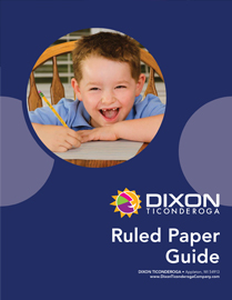Ruled Paper Guide