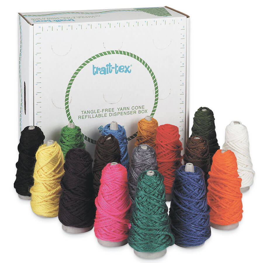 Trait-tex® 4-Ply Jumbo Roving Yarn Dispenser