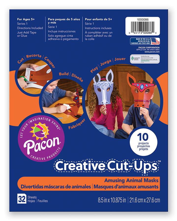Pacon® Creative Cut-ups™