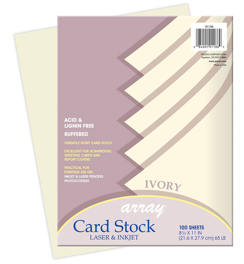 Pacon® Card Stock