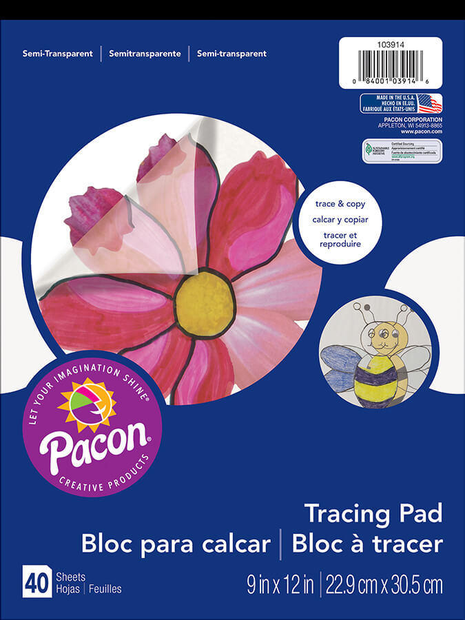 Pacon® Tracing Pad