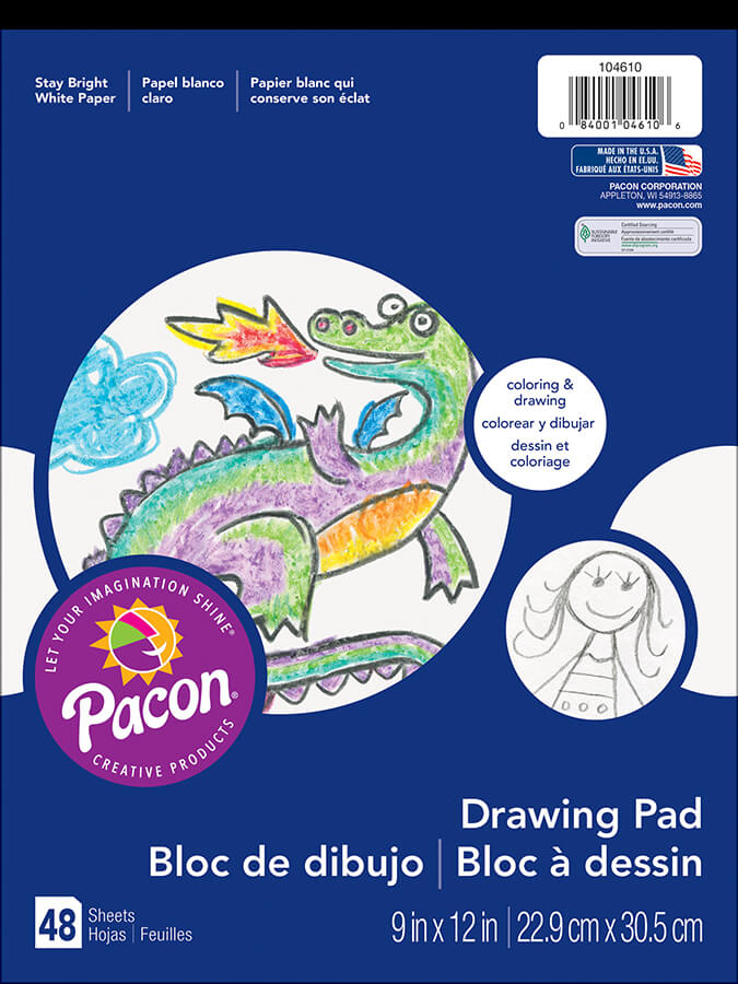 Pacon® Drawing Pad