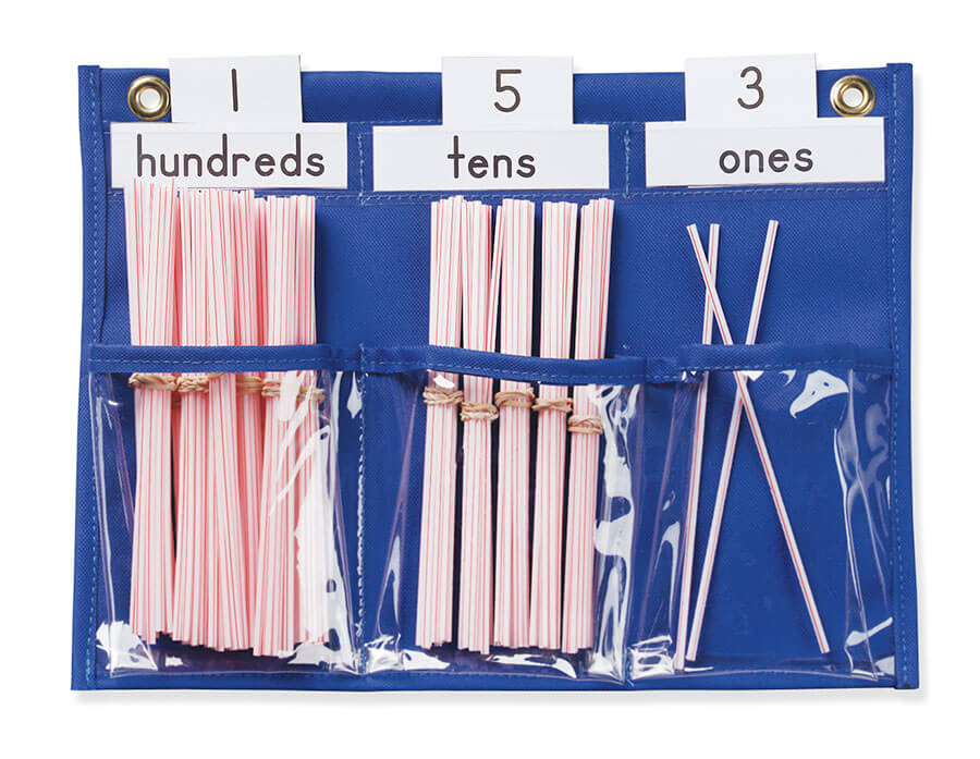 Pacon® Counting Caddy Pocket Chart