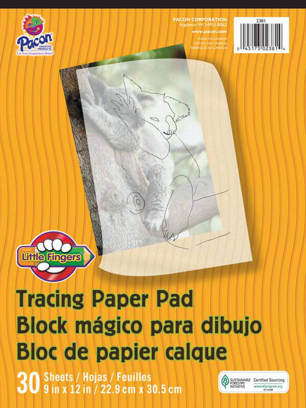 Little Fingers® Tracing Pad