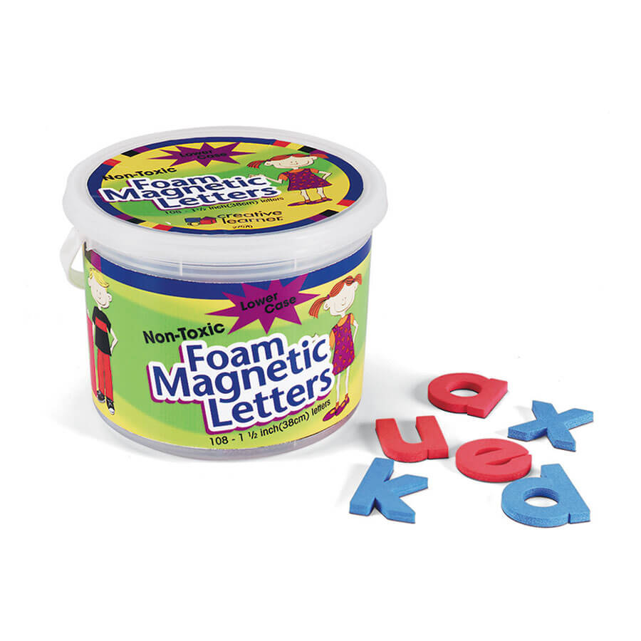 Pacon® Foam Magnetic Letters