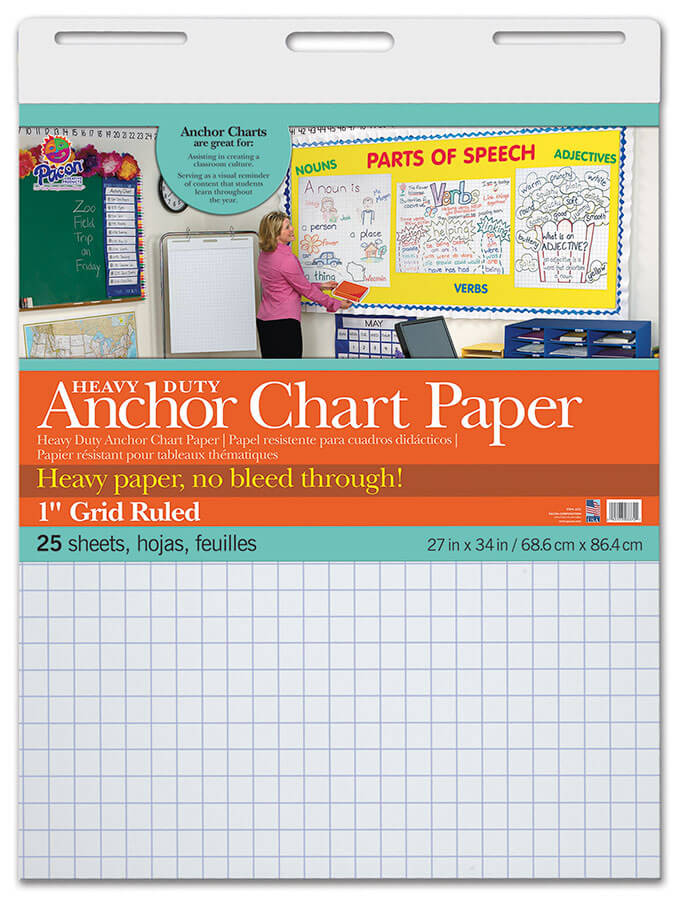 Pacon® Heavy Duty Anchor Chart Paper