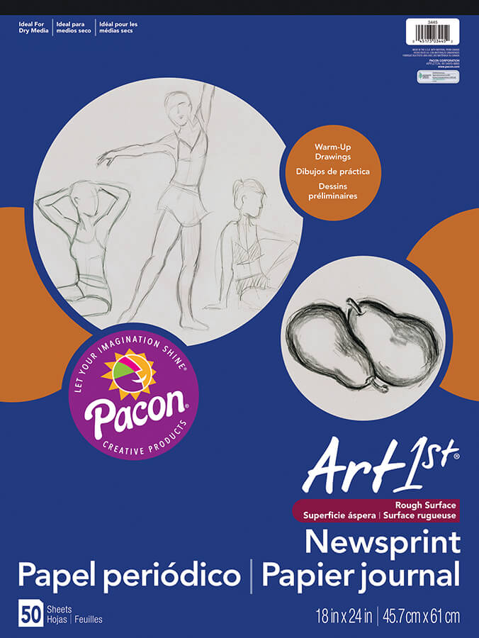 Art1st® Newsprint Pad
