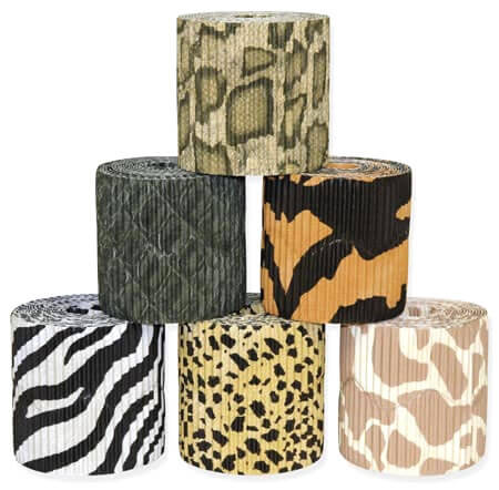 Safari Prints Bordette® Assortment