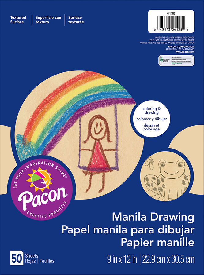 Pacon® Manila Drawing Paper