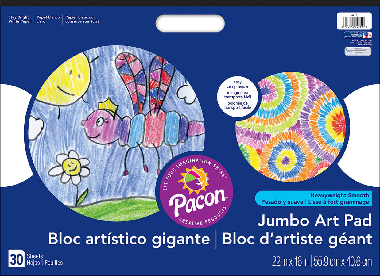 Pacon® Jumbo Art Pad