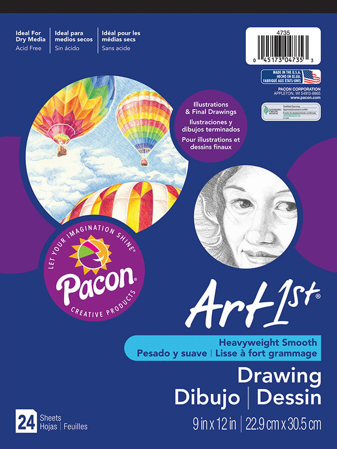 Art1st® Drawing Pad