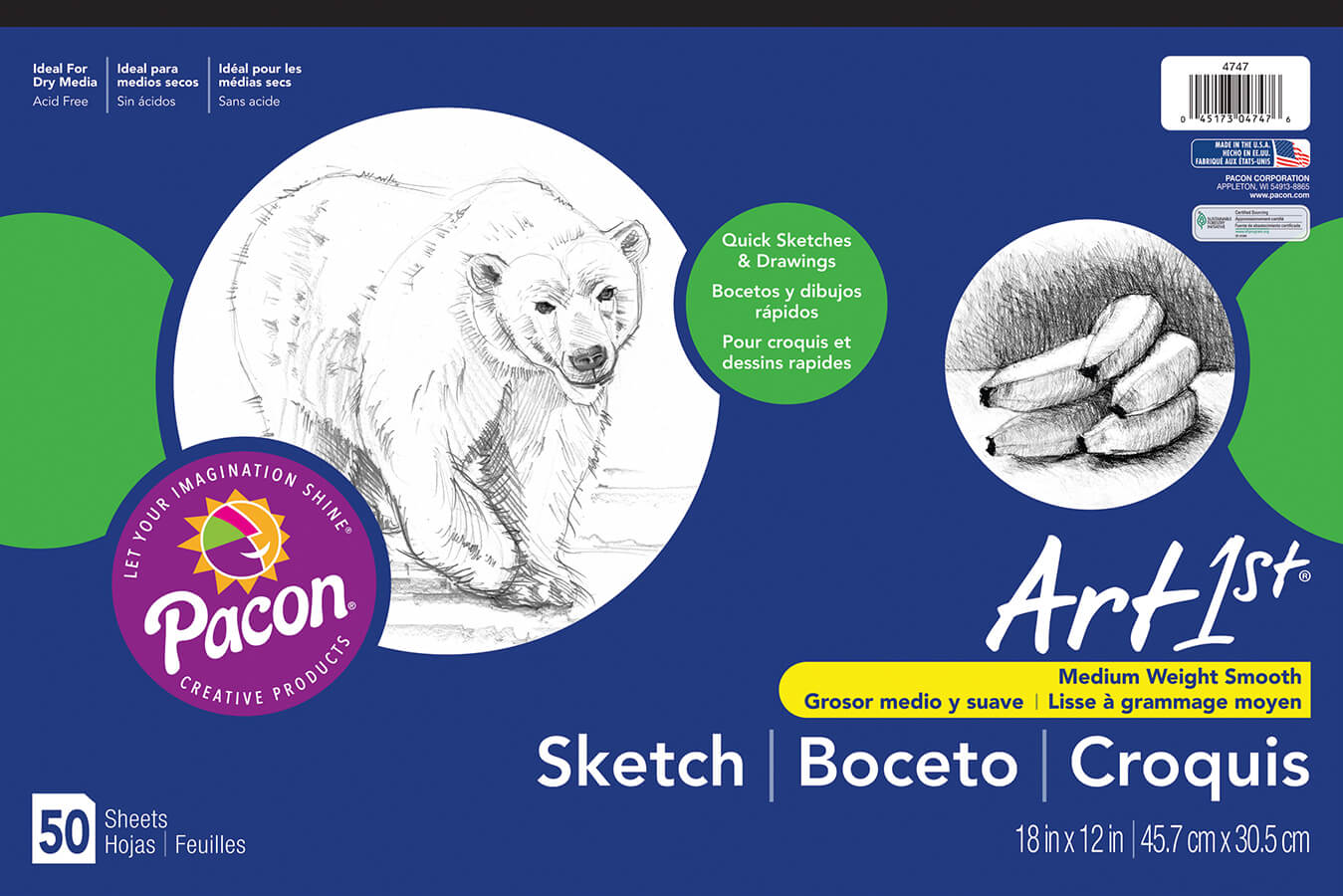 Art1st® Sketch Pad