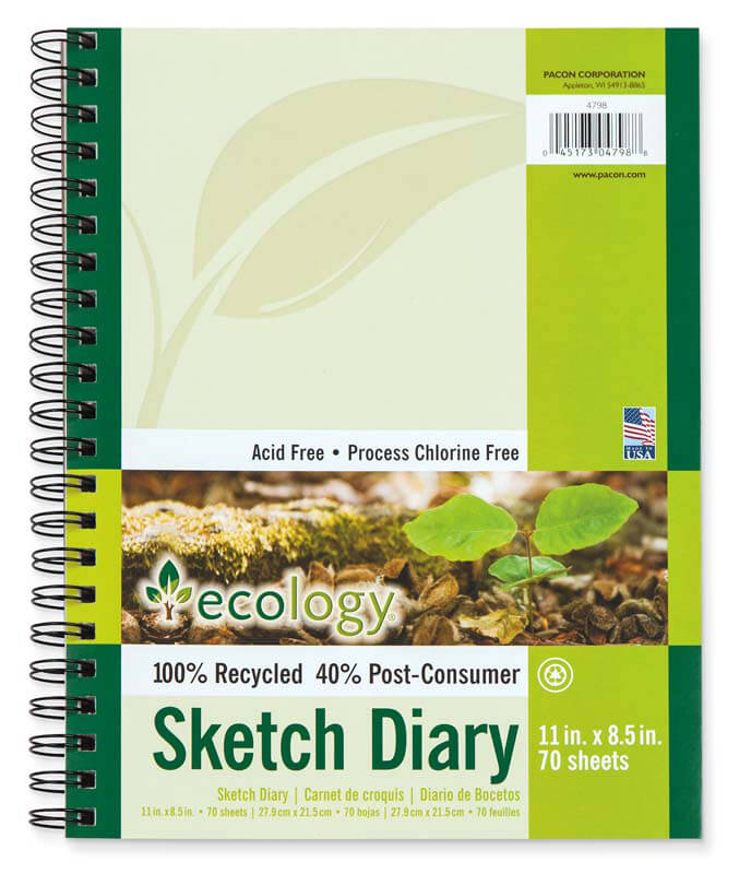 Ecology® Sketch Diary
