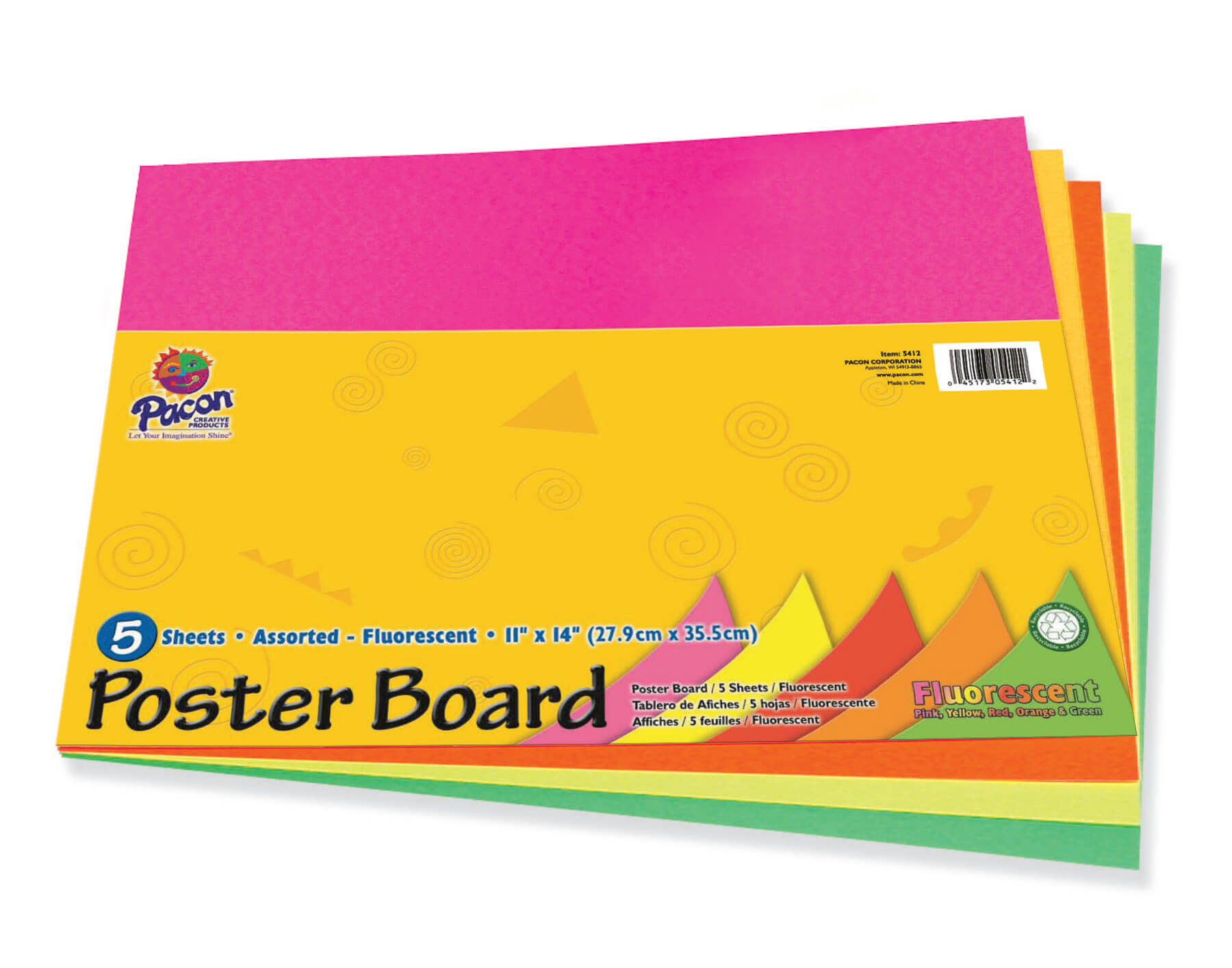 Pacon® Poster Board