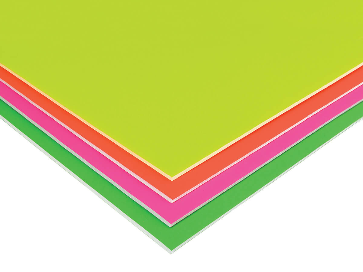 Pacon® Neon Foam Board