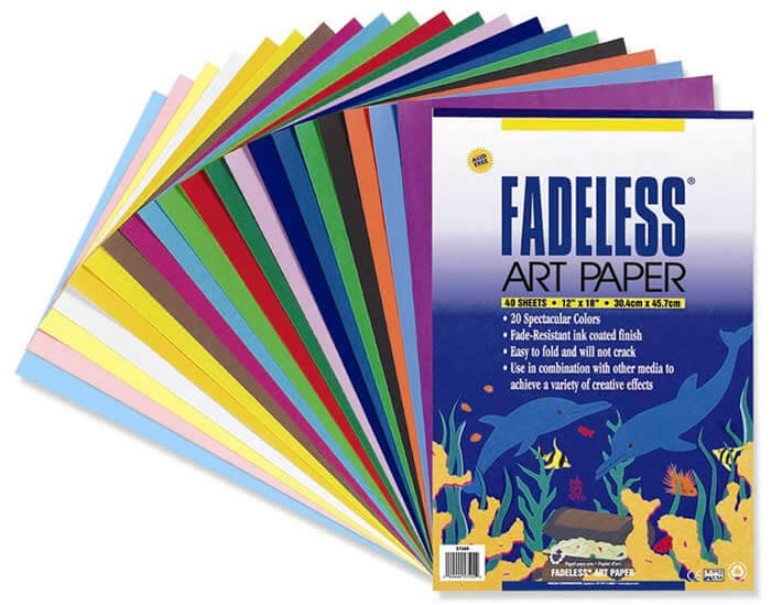 Fadeless® Paper Pad