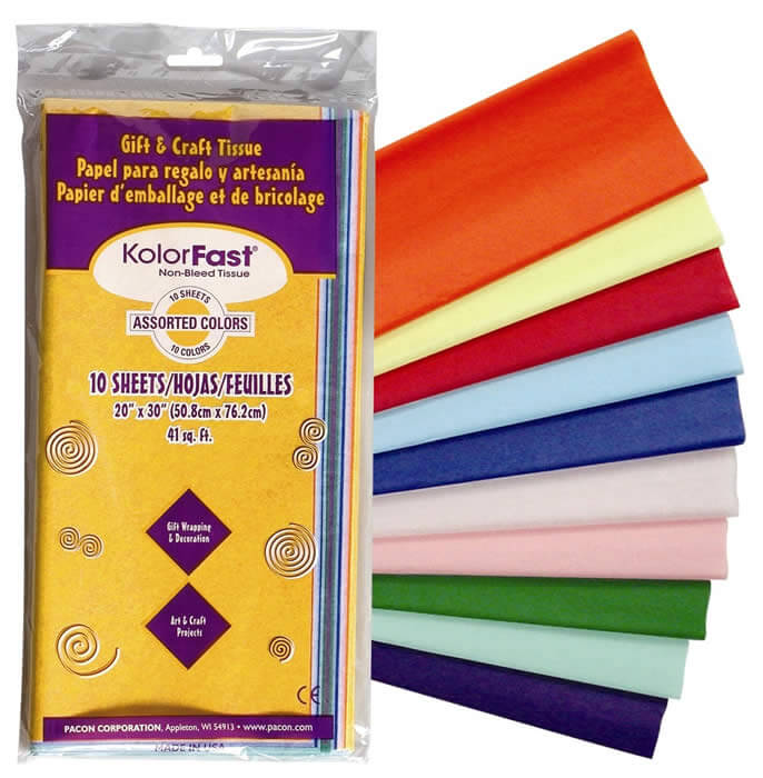 KolorFast® Tissue Assortment