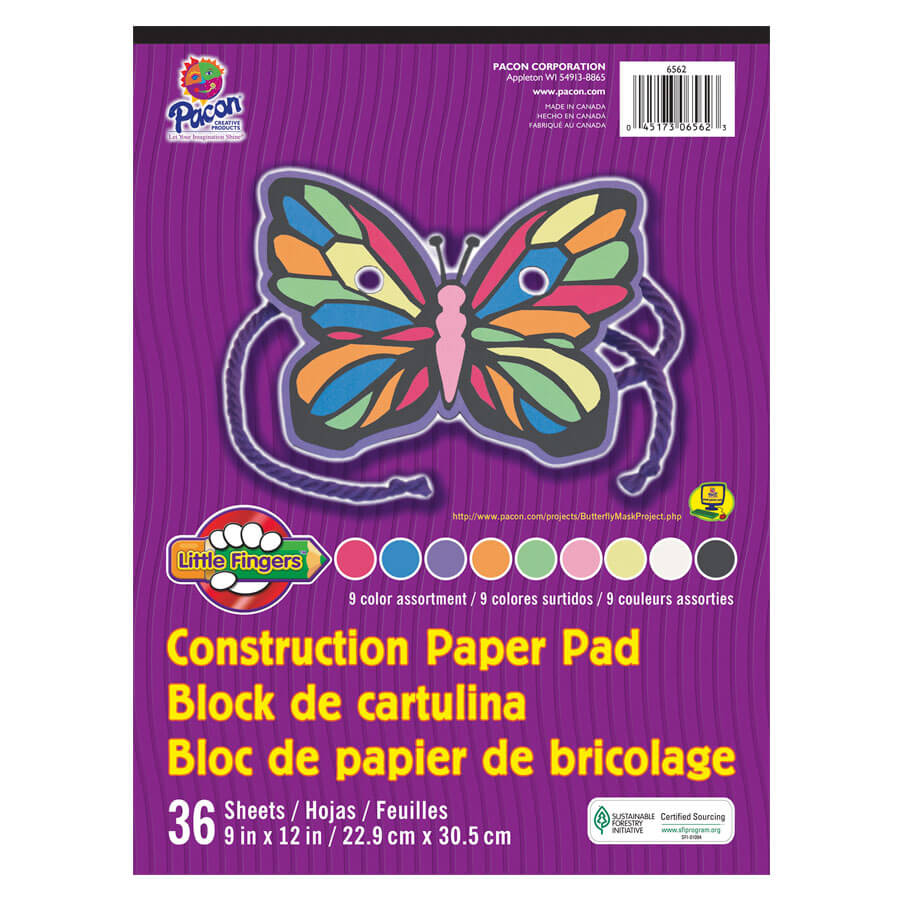 Little Fingers® Construction Pad