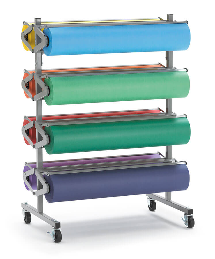 Pacon® Horizontal Mobile Rack