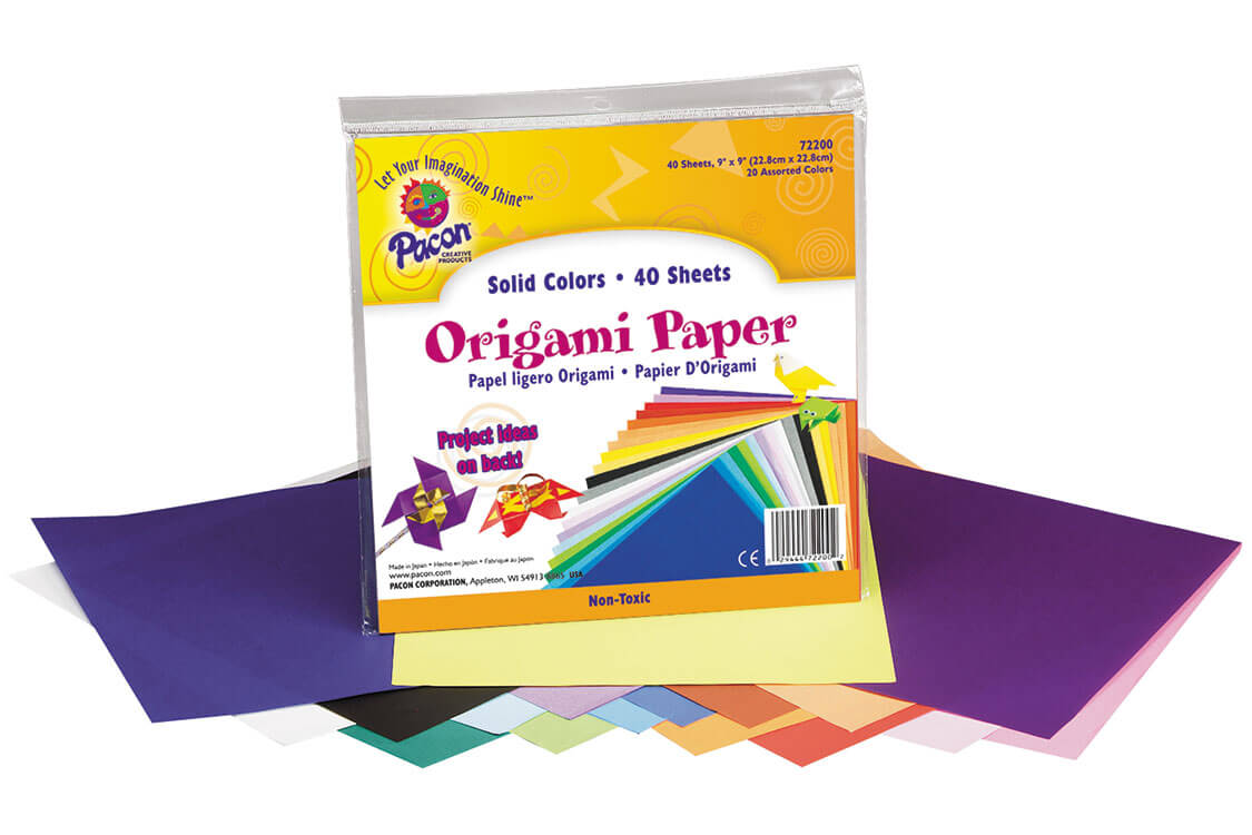 Pacon® Origami Paper
