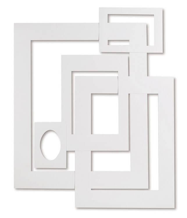 Pacon® Pre-Cut Mat Frames - Pacon Creative Products