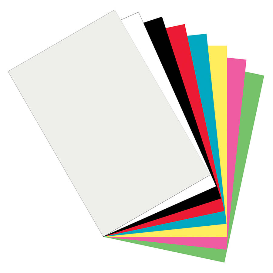 Pacon® Plastic Art Sheets