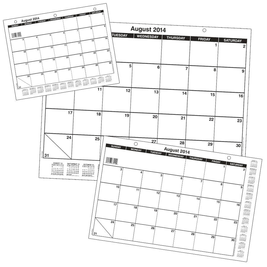 Pacon® School Year Calendar