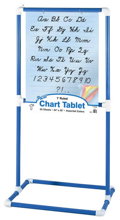 Pacon® Plastic Tubing Chart Stand