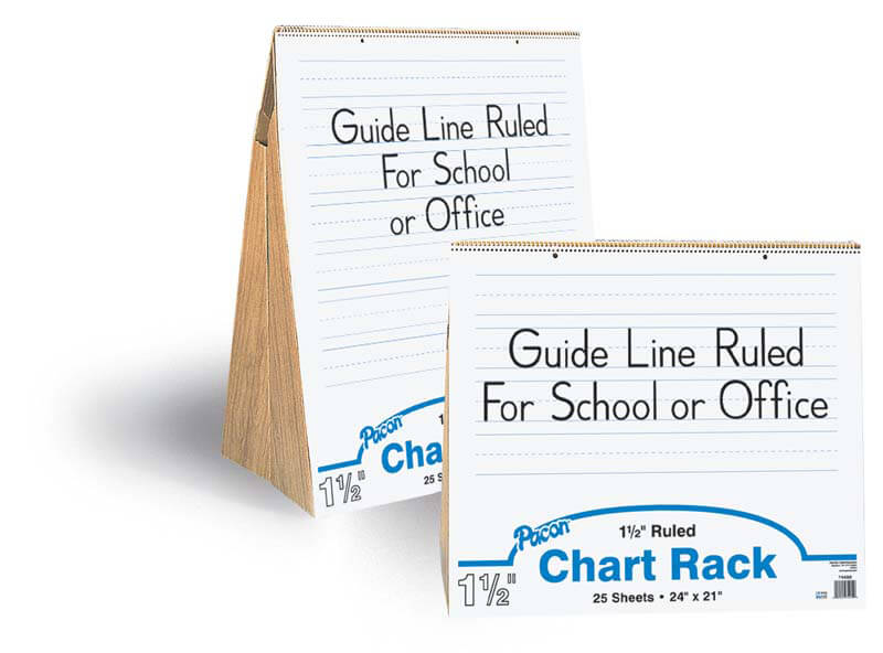 Pacon® Chart Racks