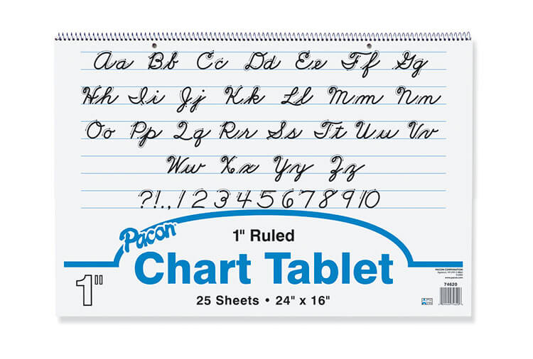 Pacon® Chart Tablet